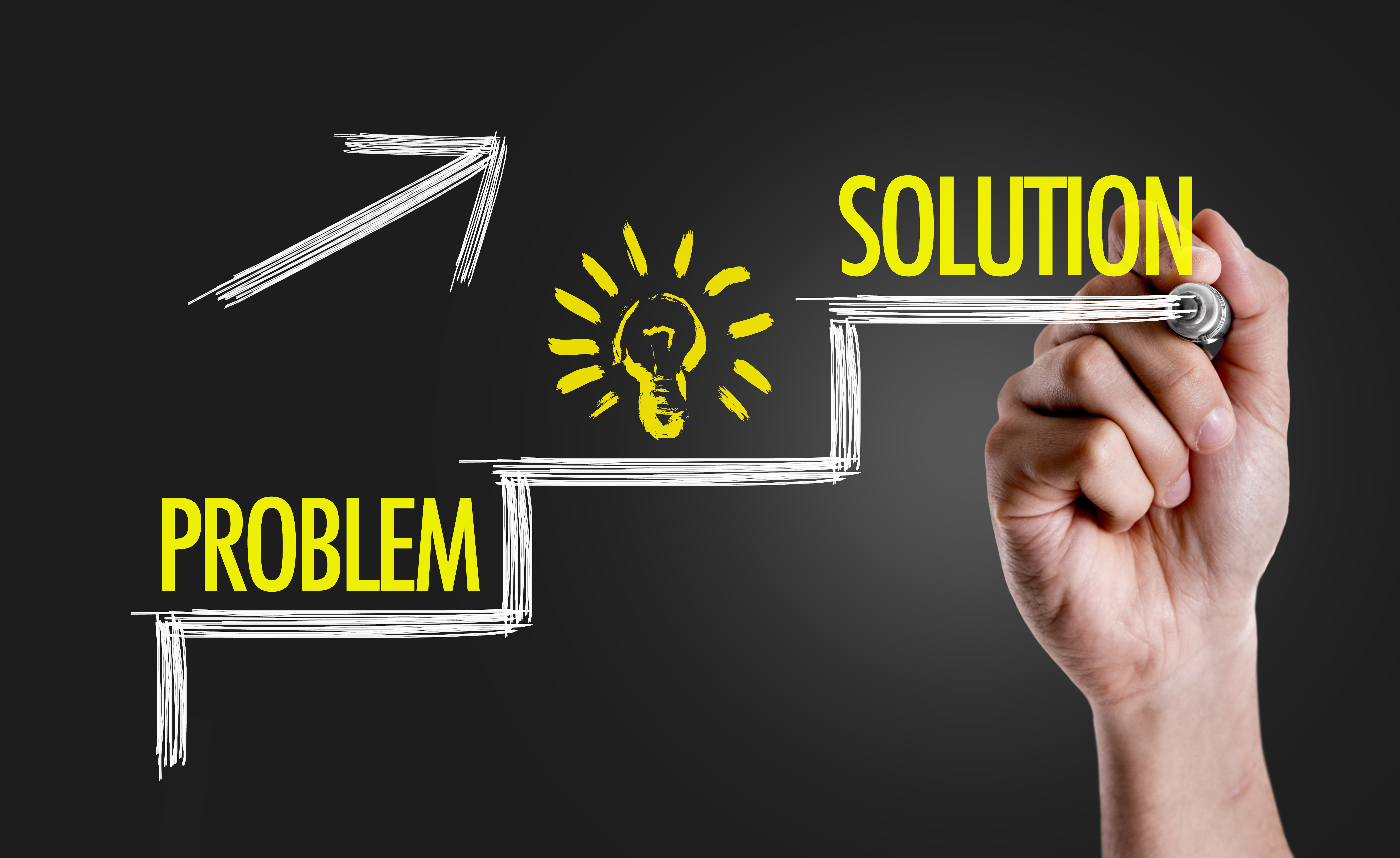 The problem solution of rmg
